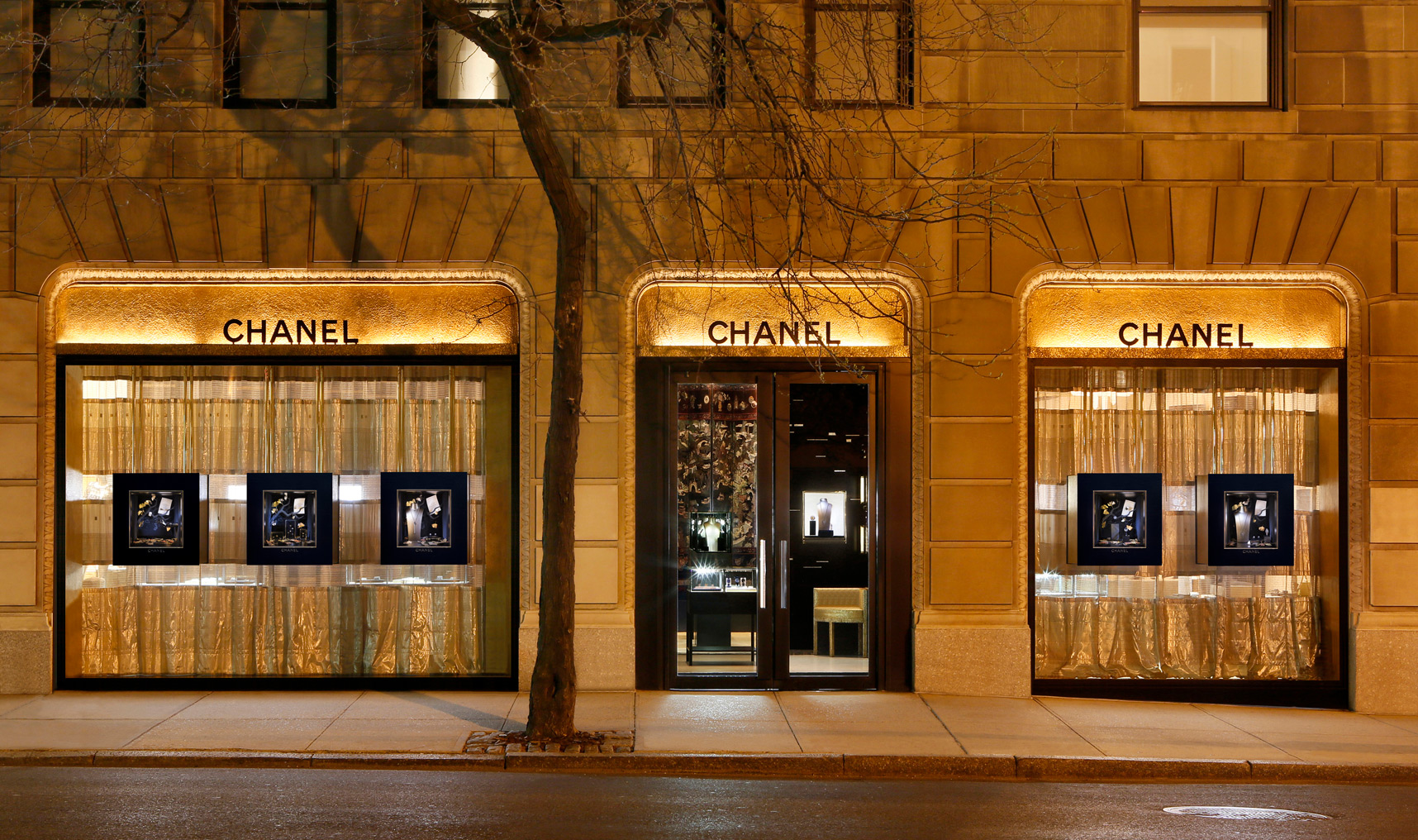 Chanel 64th & Madison Avenue